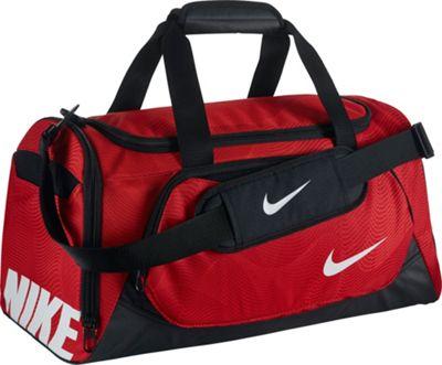Nike Young Athletes Team Training Small Duffel UNIVERSITY RED/BLACK/(WHITE) - Nike All Purpose Duffels