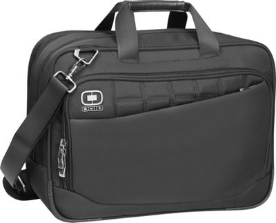 OGIO Instinct Top Zip Business Case Black - OGIO Non-Wheeled Business Cases