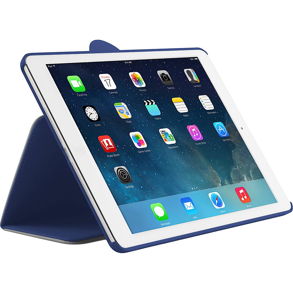 Incipio Lexington for iPad Air Blue - Incipio Electronic Cases - Technology, Electronic Cases