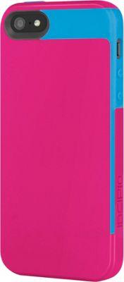 Incipio Faxion for iPhone SE/5/5S Pink/Blue - Incipio Electronic Cases