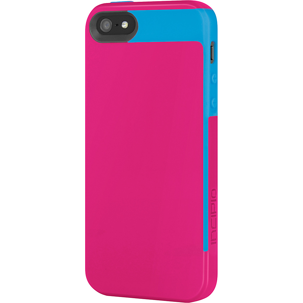 Incipio Faxion for iPhone SE/5/5S Pink/Blue - Incipio Electronic Cases - Technology, Electronic Cases