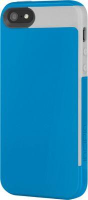 Incipio Faxion for iPhone SE/5/5S Blue/Haze Gray - Incipio Electronic Cases