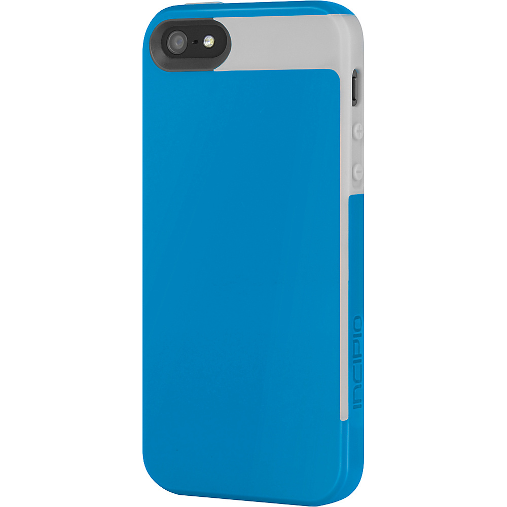 Incipio Faxion for iPhone SE/5/5S Blue/Haze Gray - Incipio Electronic Cases - Technology, Electronic Cases