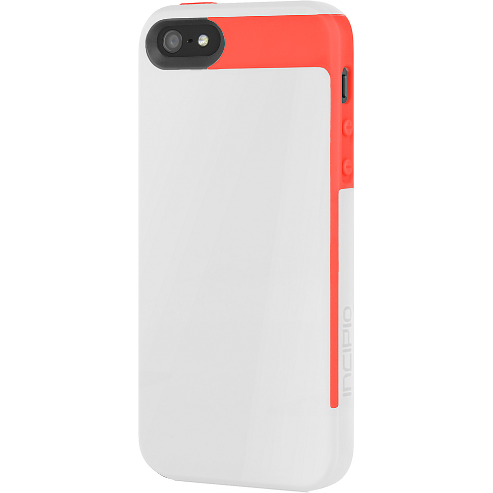 Incipio Faxion for iPhone SE/5/5S White/Red - Incipio Electronic Cases - Technology, Electronic Cases