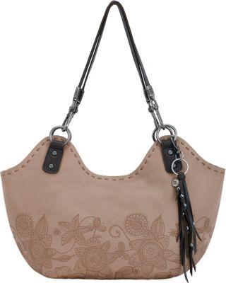 the sak indio satchel shoulder bag leather 2 colors