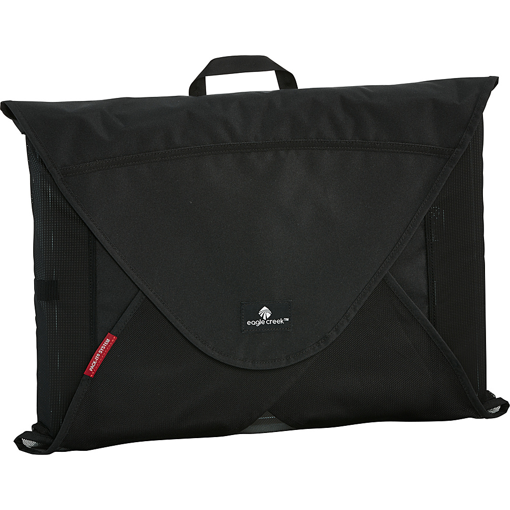 Eagle Creek Pack-It Garment Folder Large Black - Eagle Creek Packing Aids - Travel Accessories, Packing Aids