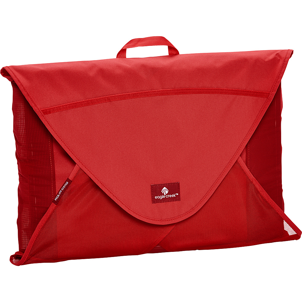 Eagle Creek Pack-It Garment Folder Large Red Fire - Eagle Creek Packing Aids - Travel Accessories, Packing Aids