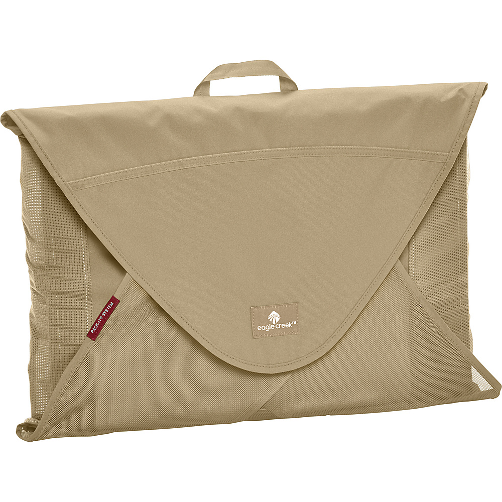 Eagle Creek Pack-It Garment Folder Large Tan - Eagle Creek Packing Aids - Travel Accessories, Packing Aids