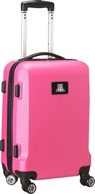 "Denco Sports Luggage NCAA 20"""" Domestic Carry-On Pink University of Arizona Wildcats - Denco Sports Luggage Hardside Carry-On"" 10315667"