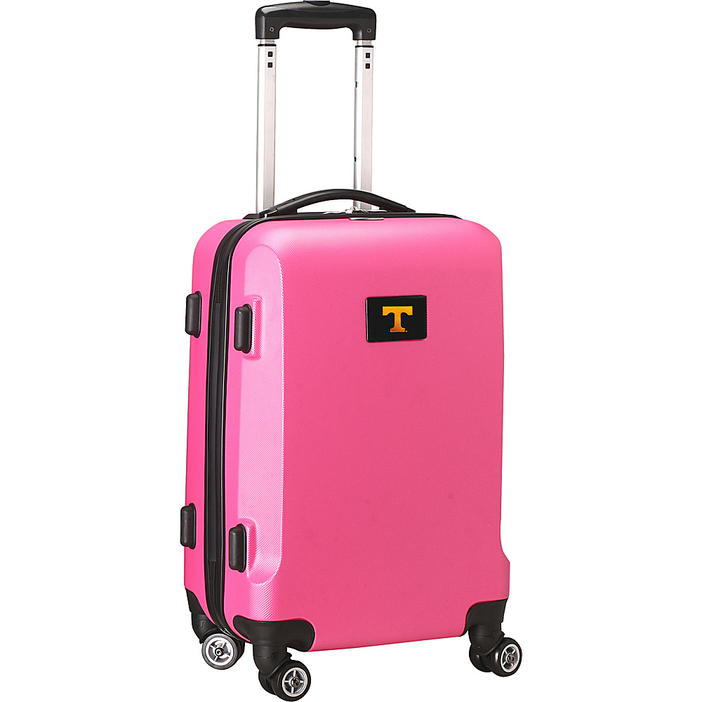 Denco Sports Luggage NCAA 20 Domestic Carry-On Pink University of Tennessee Volunteers - Denco Sports Luggage Hardside Carry-On - Luggage, Hardside Carry-On