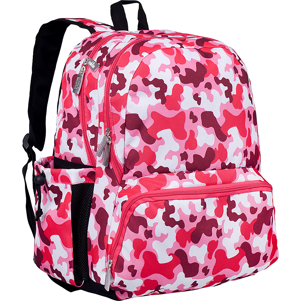 Wildkin Megapak Backpack Camo Pink Wildkin Everyday Backpacks