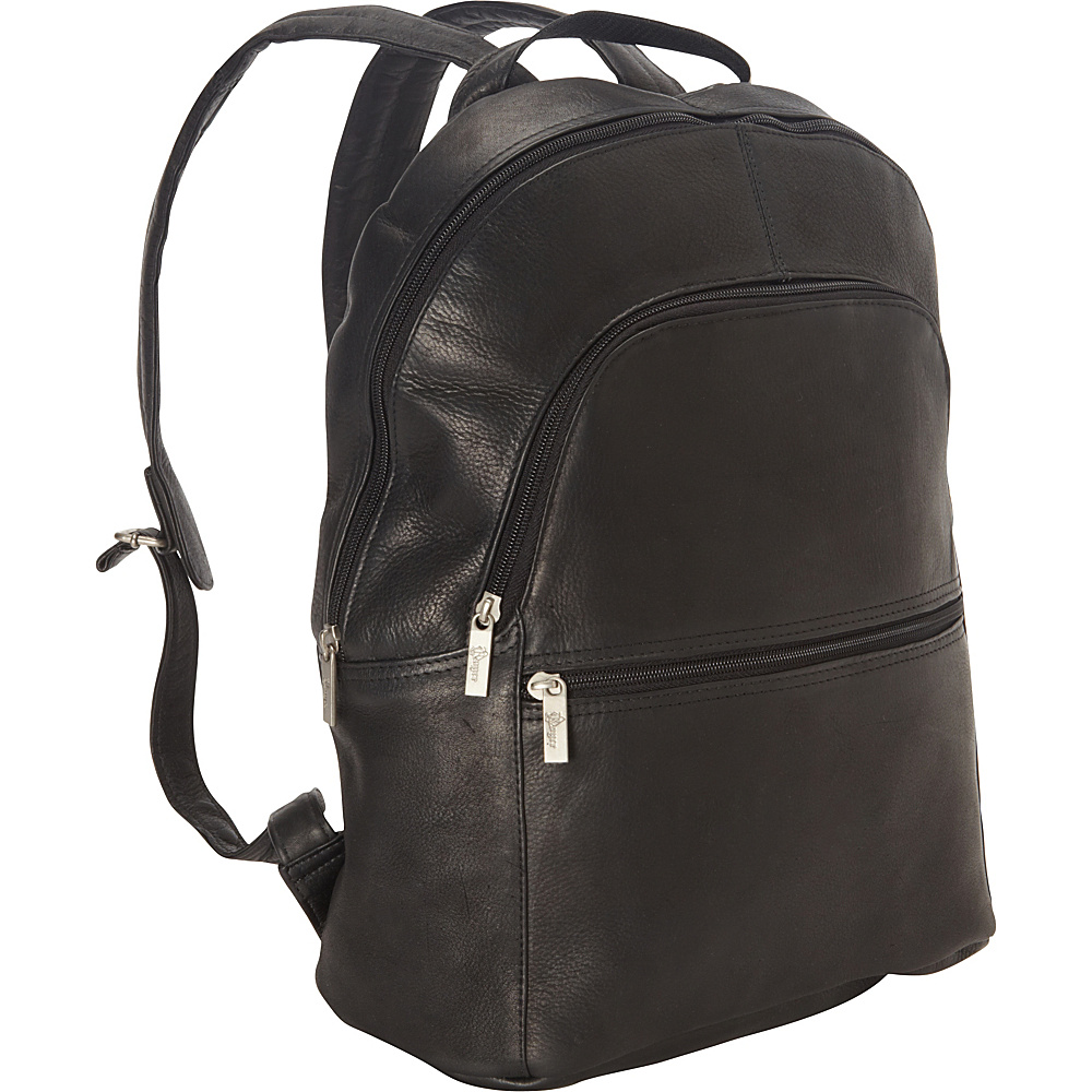 Royce Leather Vaquetta 15 Inch Laptop Backpack Black 36 - Royce Leather Business & Laptop Backpacks - Backpacks, Business & Laptop Backpacks