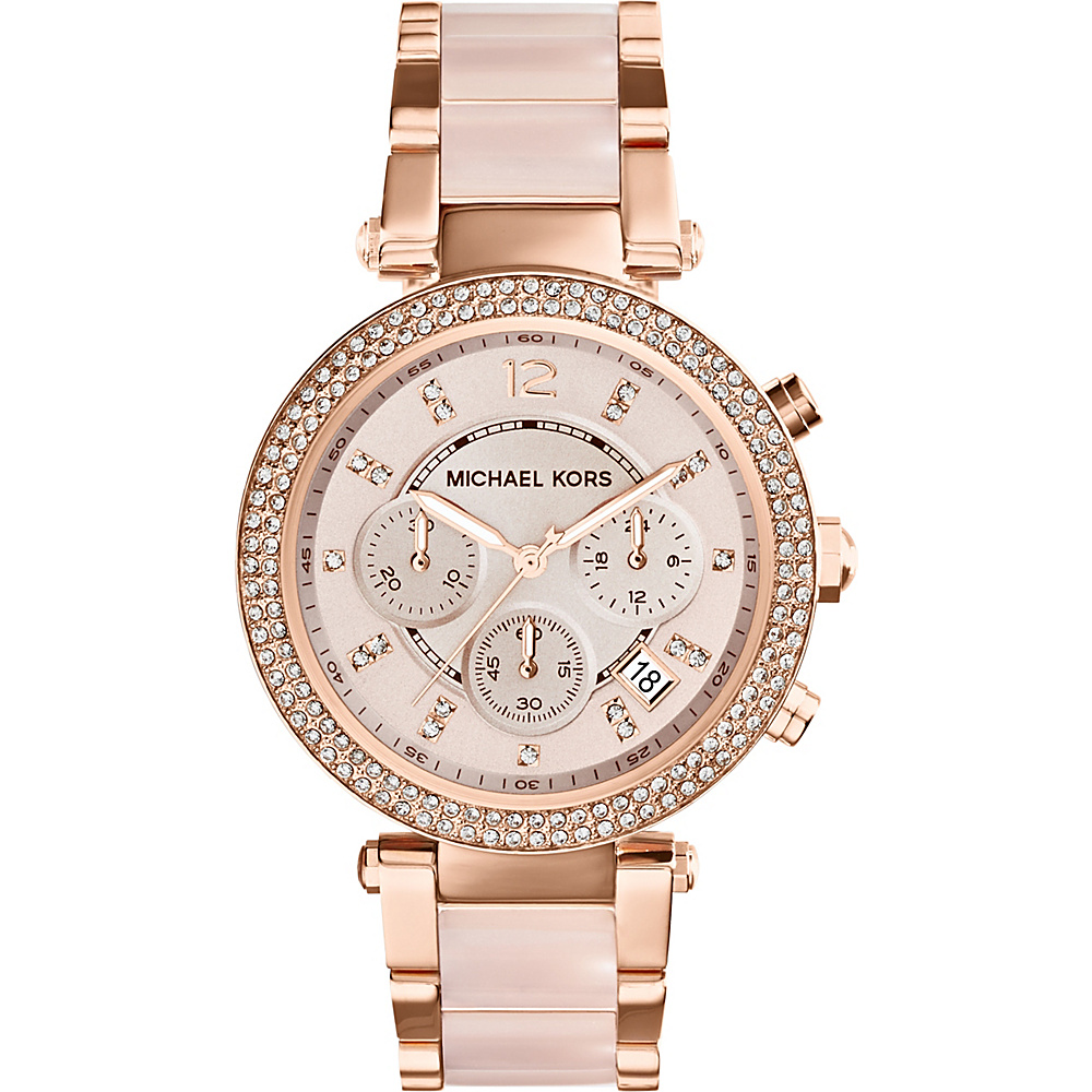 Michael Kors Watches Parker Women s Watch Rose Gold Michael Kors Watches Watches