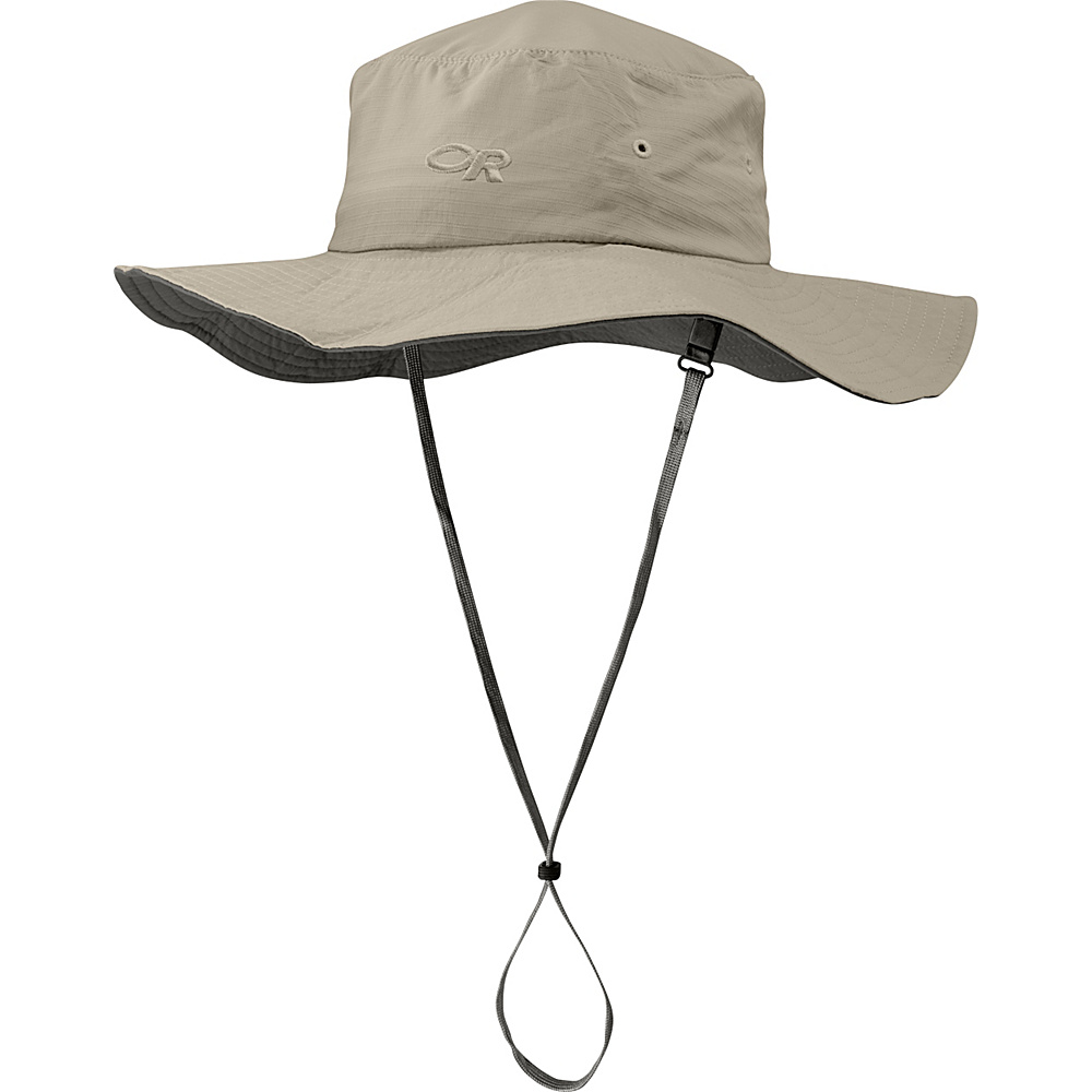 Outdoor Research Sandbox Hat Kids Khaki - Outdoor Research Hats/Gloves/Scarves - Fashion Accessories, Hats/Gloves/Scarves