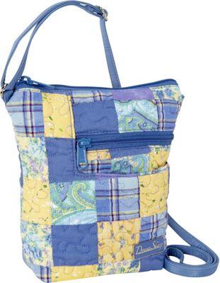Donna Sharp Penny Bag - Quilted Lemon Drop - Donna Sharp Fabric Handbags