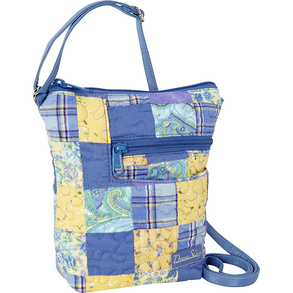 Donna Sharp Penny Bag Quilted Lemon Drop Donna Sharp Fabric Handbags