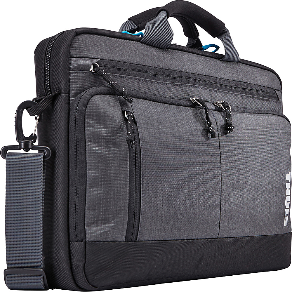 Thule Thule Stravan 15 MacBook Deluxe Attach Gray Thule Messenger Bags