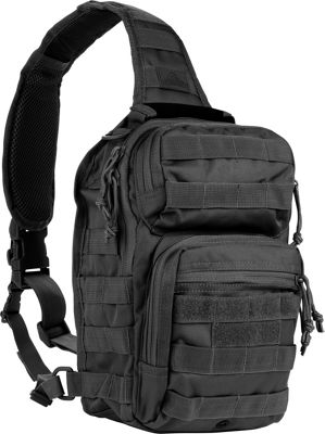 Red Rock Outdoor Gear Rover Sling Pack Black - Red Rock Outdoor Gear Tactical