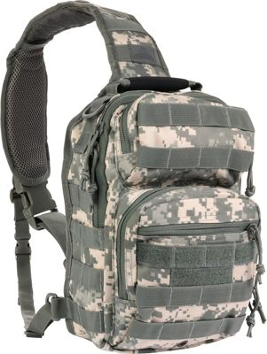Red Rock Outdoor Gear Rover Sling Pack ACU Camouflage - Red Rock Outdoor Gear Tactical