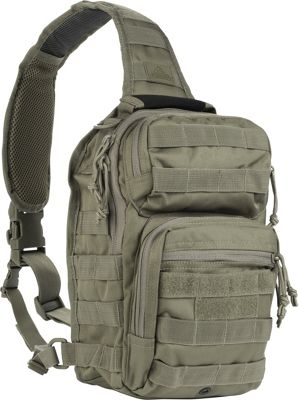 Red Rock Outdoor Gear Rover Sling Pack Olive Drab - Red Rock Outdoor Gear Tactical