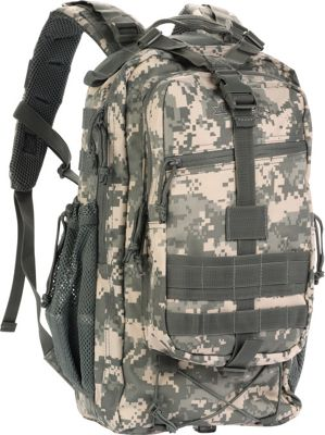 Red Rock Outdoor Gear Summit Pack ACU Camouflage - Red Rock Outdoor Gear Day Hiking Backpacks