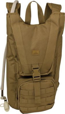 Red Rock Outdoor Gear Red Rock Outdoor Gear Piranha Hydration Pack Coyote Tan - Red Rock Outdoor Gear Hydration Packs and Bottles