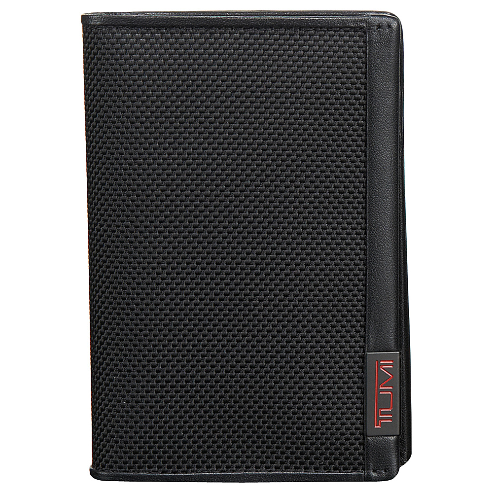 Tumi Alpha Multi Window Card Case Black - Tumi Mens Wallets - Work Bags & Briefcases, Men's Wallets