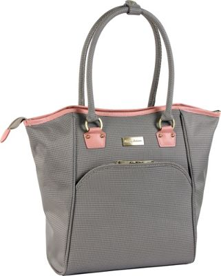 Tommy Bahama Haven Tote Bag Tan/Pink - Tommy Bahama Luggage Totes and Satchels
