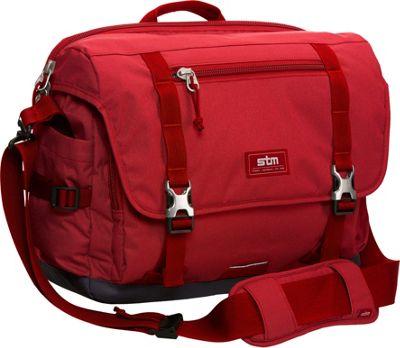 STM Goods Trust Small Shoulder Bag Red - STM Goods Other Men's Bags