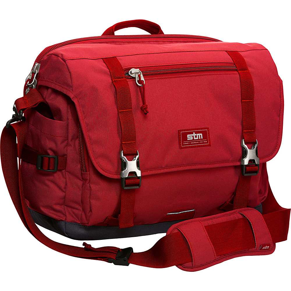 STM Bags Trust Small Shoulder Bag Red STM Bags Other Men s Bags
