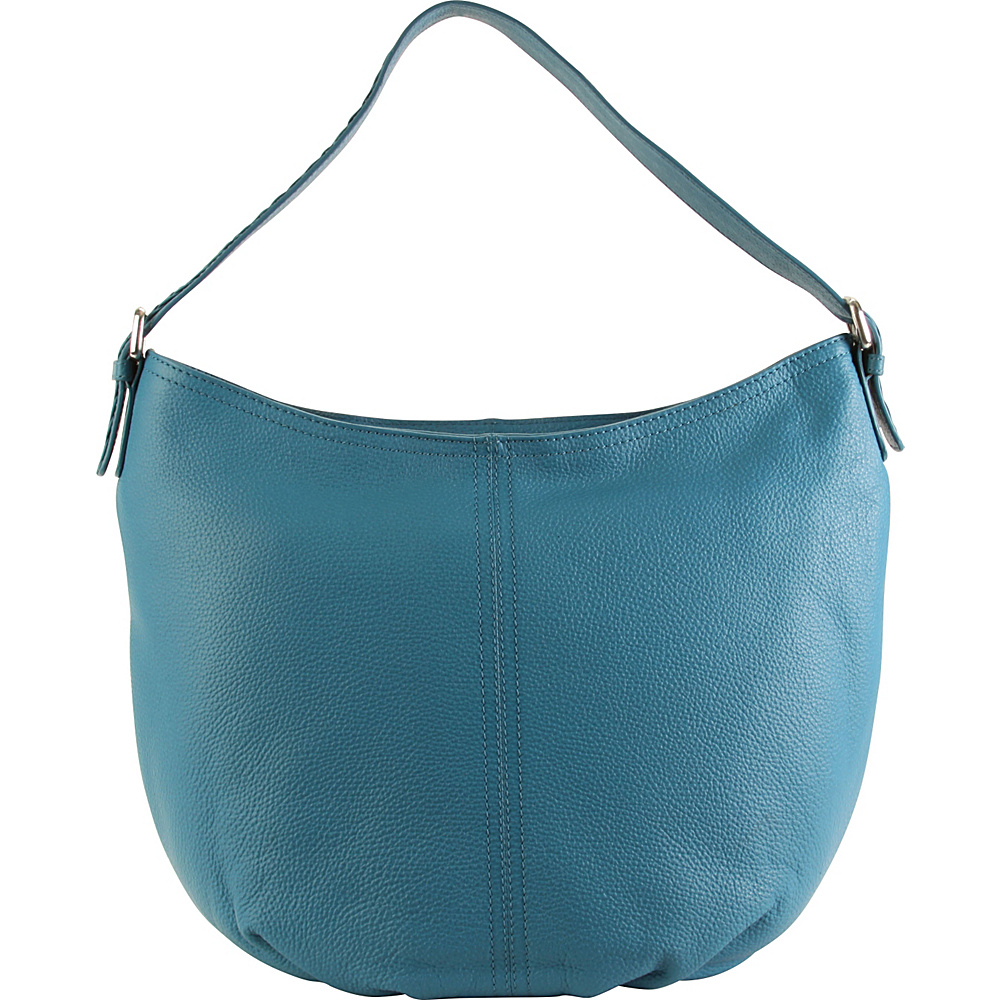 Hadaki Slouchy Hobo Ocean - Hadaki Leather Handbags - Handbags, Leather Handbags