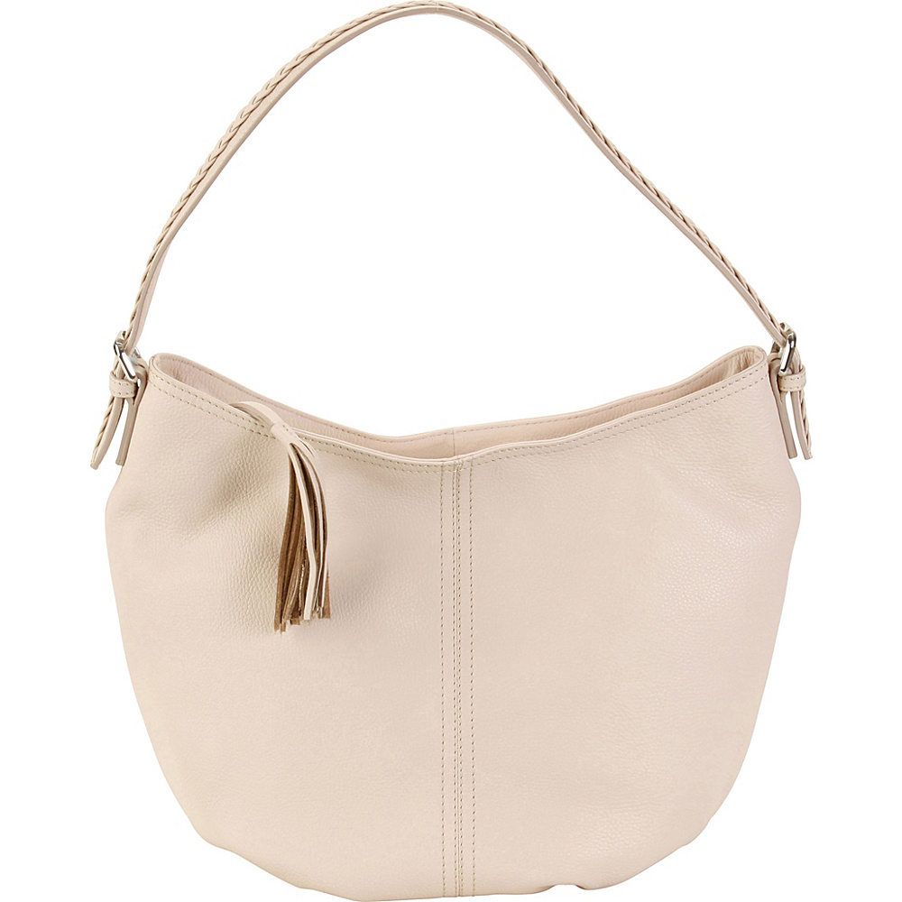 Hadaki Slouchy Hobo Rose Petal - Hadaki Leather Handbags - Handbags, Leather Handbags