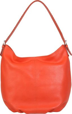 Hadaki Slouchy Hobo Grenadine - Hadaki Leather Handbags