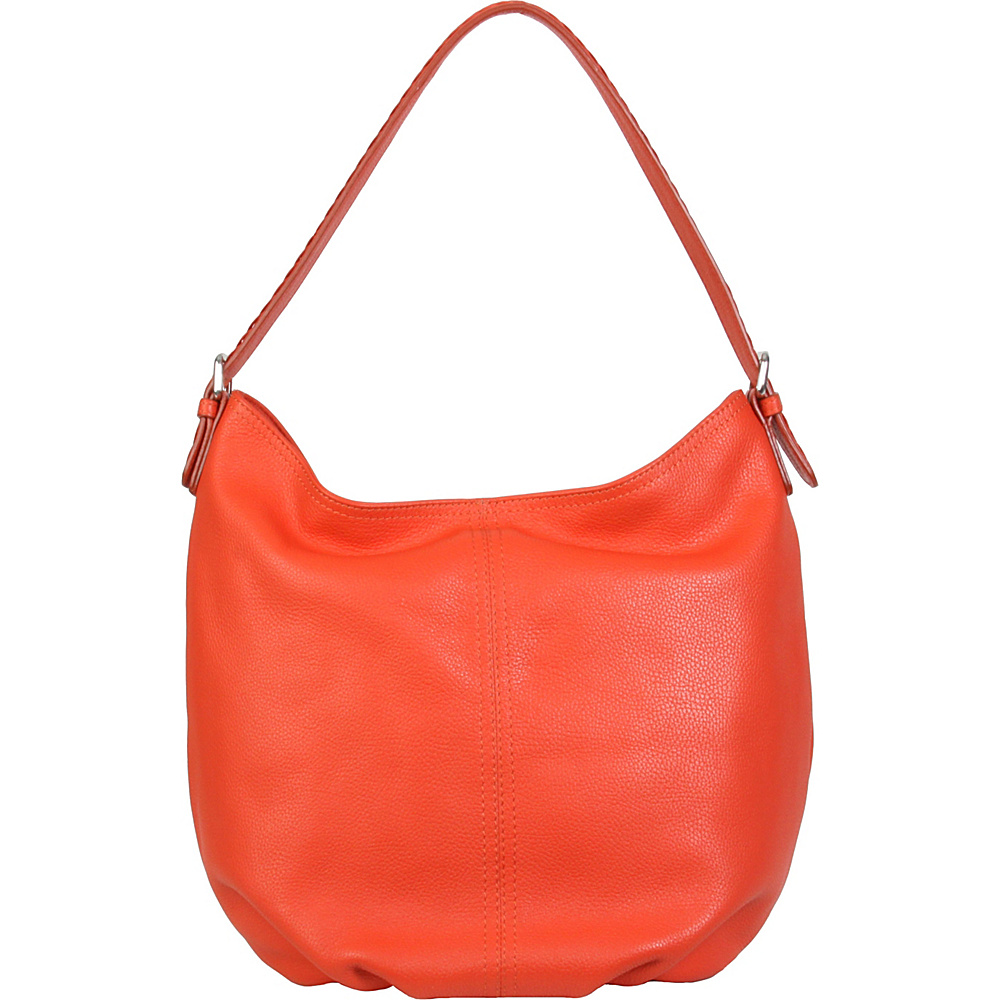 Hadaki Slouchy Hobo Grenadine - Hadaki Leather Handbags - Handbags, Leather Handbags