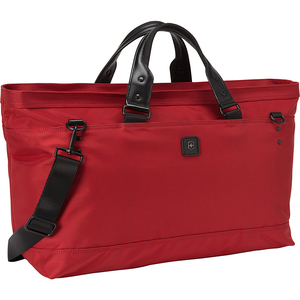 Victorinox Lexicon Weekender Red - Victorinox Luggage Totes and Satchels