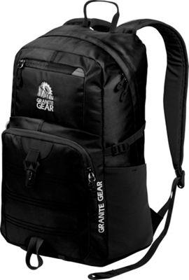 Granite Gear Eagle Laptop Backpack Black - Granite Gear Business & Laptop Backpacks