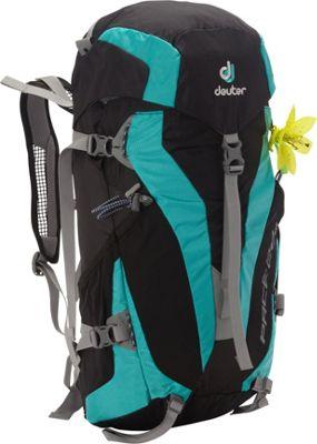 Deuter Pace 28 Sl Blackmint Deuter Day Hiking Backpacks