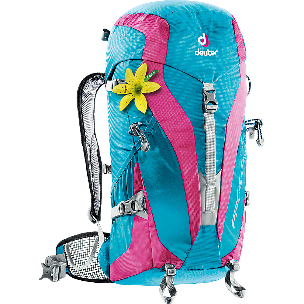 Deuter Pace 28 SL Petrol Magenta Deuter Day Hiking Backpacks