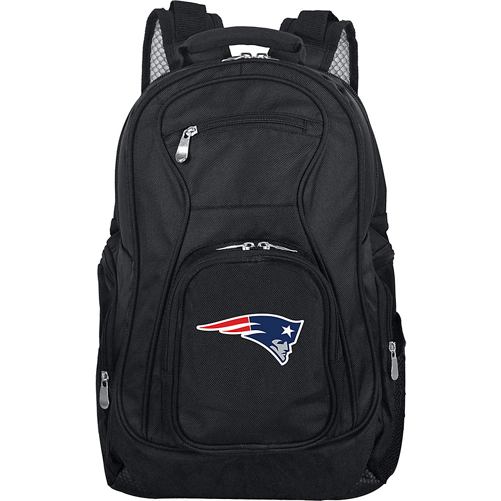 "Denco Sports Luggage NFL 19"" Laptop Backpack New England Patriots - Denco Sports Luggage Business & Laptop Backpacks"