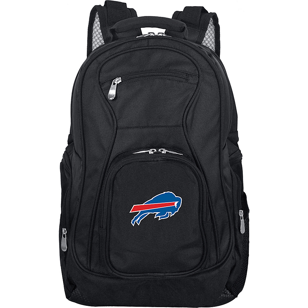 "Denco Sports Luggage NFL 19"" Laptop Backpack Buffalo Bills - Denco Sports Luggage Business & Laptop Backpacks"