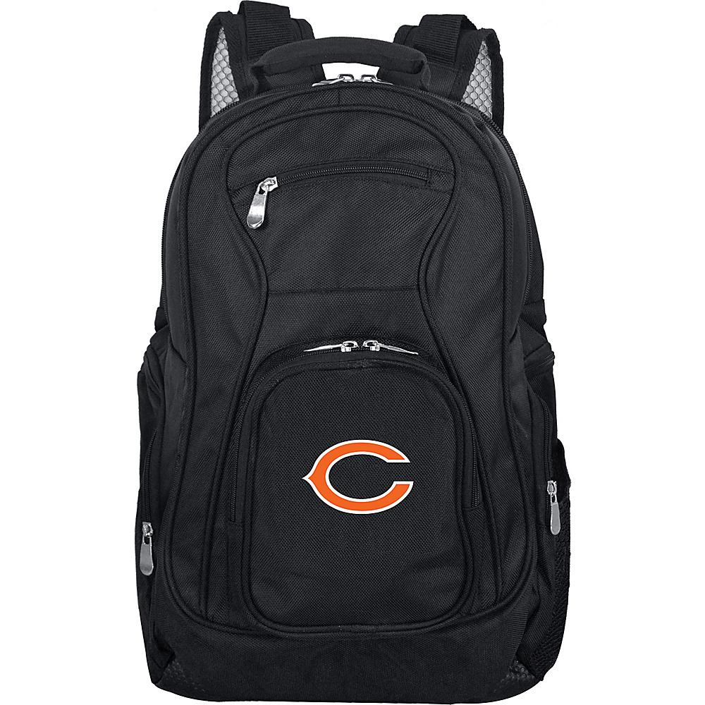 "Denco Sports Luggage NFL 19"" Laptop Backpack Chicago Bears - Denco Sports Luggage Business & Laptop Backpacks"
