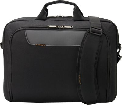 Everki Advance 17.3 inch Laptop Bag Black - Everki Non-Wheeled Business Cases