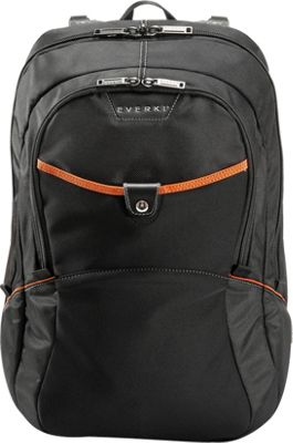 Everki Glide 17.3 inch Laptop Backpack Black - Everki Business & Laptop Backpacks