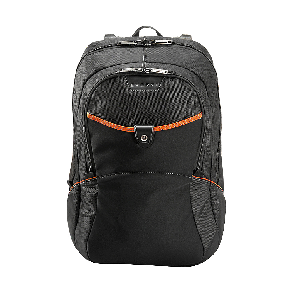 Everki Glide 17.3 Laptop Backpack Black Everki Business Laptop Backpacks