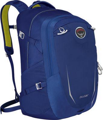 Osprey Pulsar Laptop Backpack Oasis Blue - Osprey Business & Laptop Backpacks