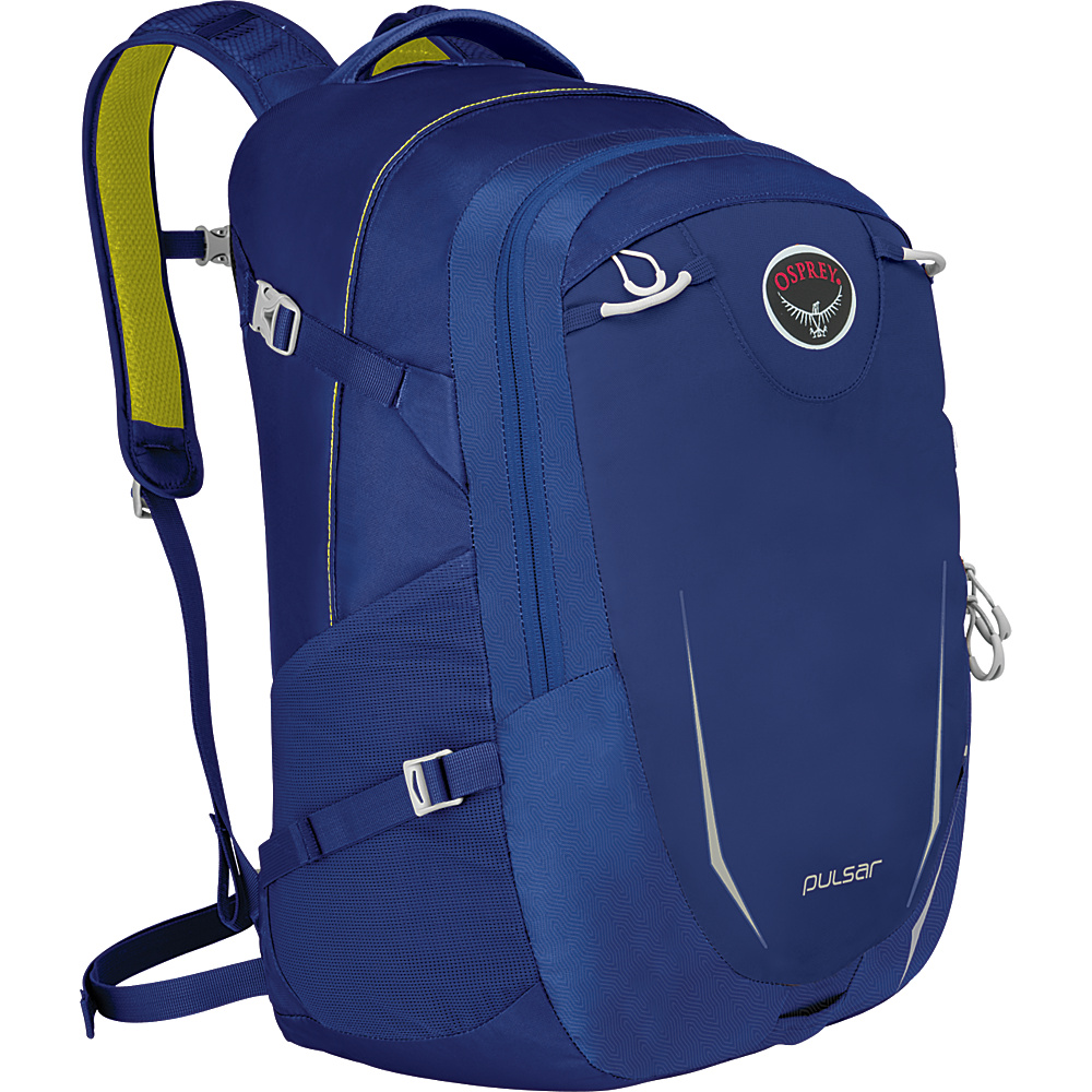 Osprey Pulsar Laptop Backpack Oasis Blue Osprey Business Laptop Backpacks