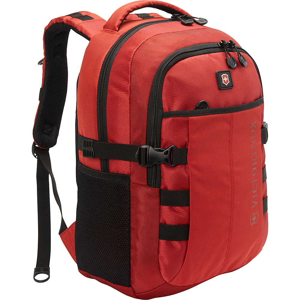 Victorinox VX Sport Cadet Laptop Backpack Red Victorinox Business Laptop Backpacks