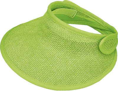 Gold Coast Nina Visor One Size - Lime - Gold Coast Hats/Gloves/Scarves