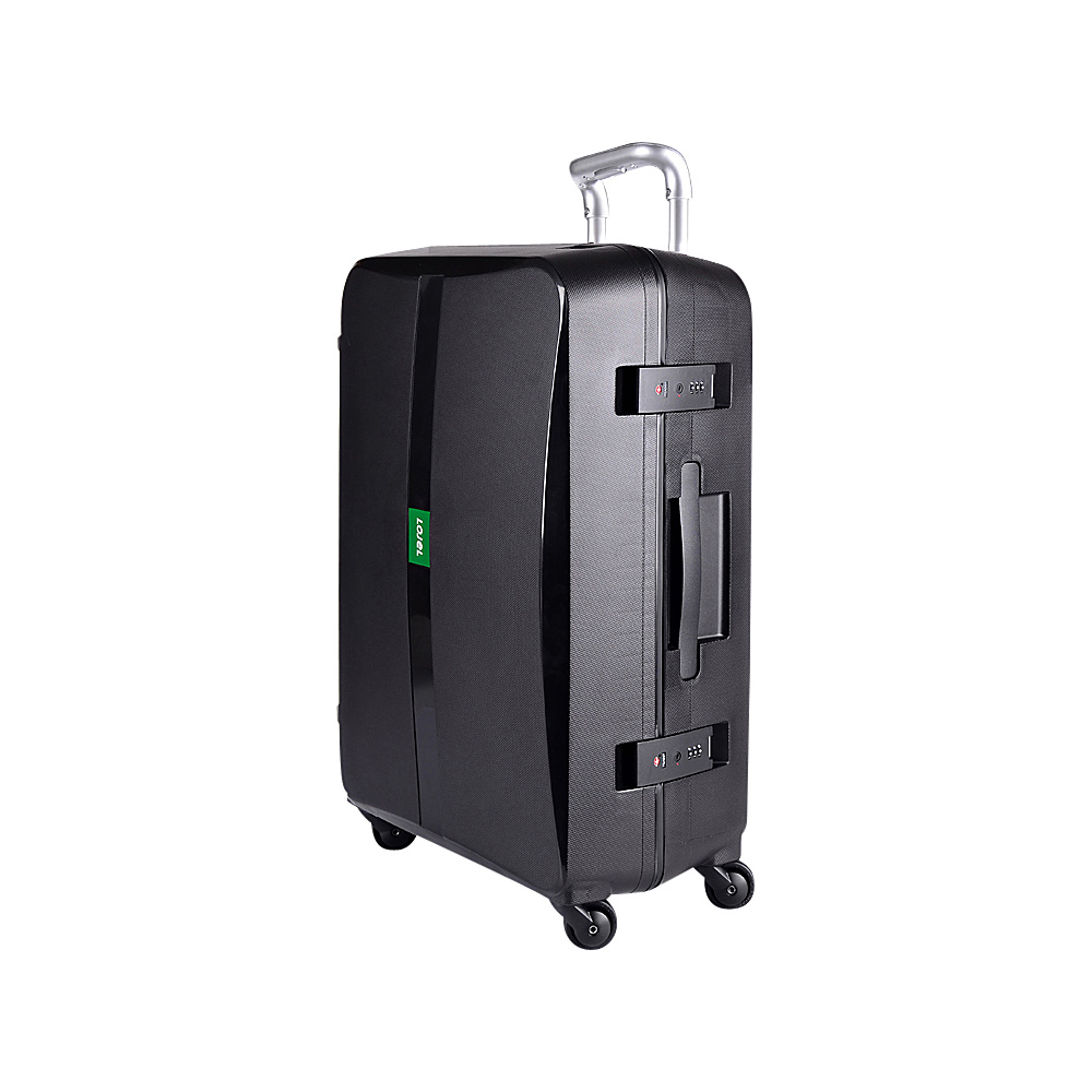 Lojel Octa Large Luggage Black Lojel Hardside Checked