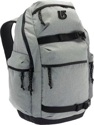 Burton Kilo Pack Gray Heather - Burton Laptop Backpacks